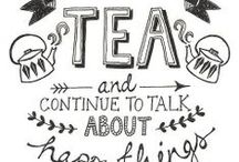 Time for Tea / by Karla & Karrie The Summer Kitchen Girls