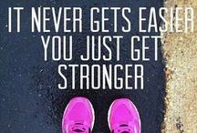 Sports & Fitness / Health and fitness inspirational quotes and images
