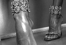 """ADDING HEIGHT / """"Give a girl the right shoes, and she can conquer the world."""" Marilyn Monroe / by Rachel VanderWiel"""