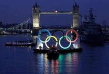 LONDON 2012 The best of the Olympics  / by Em Go