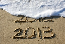 For 2013! Happy New Year! / by Kristin Maxwell