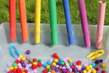 Fine Motor Skills / Ideas and tasks for developing fine motor skills in the classroom