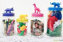 Playroom Inspiration / Get organised - Get playing!