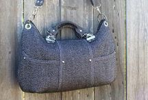 Bags / Handbags, small purses, clutches, how to make, tutorials or inspirational photos of purses and bags.