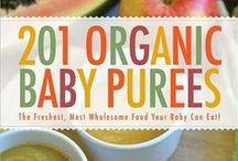 little food / baby & kid food! / by Kerry Davis
