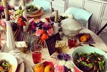 Thanksgiving / Décor, food, party ideas and more