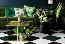 // Inspired Interiors / by Lauren Swett