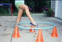 Gross Motor Skills / Get moving with these ideas for gross motor development