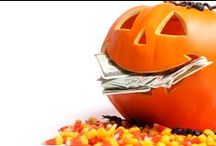 Scary Things and Such / Fun treat ideas, easy crafts, home made costumes, inexpensive decor, and zombie debt