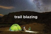 trail blazing / documenting our journies / by tentree