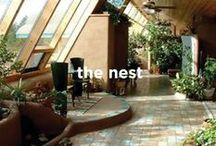 the nest / green living ideas and inspiration / by tentree