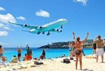 St. Maarten - St. Martin / Escape to a small Caribbean island, famous for its relaxed lifestyle, beautiful beaches and warm charisma of its inhabitants. This destination has a great cultural diversity as it has French and Dutch origins, which results in a mixture of languages, expressions, and musical styles.
