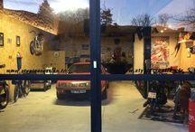 Déco garage