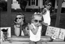 Little Lovelies... / Lovely little kiddos / by Nicole Bruner