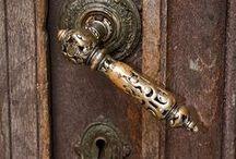 Door Details / by Teresa Livingston