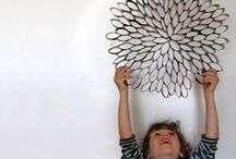 cardboard-crafts / by Nancy B.