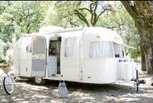 glamping / A love of travel and the outdoors!