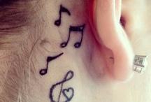 Tattoos / by Rachael Kaye