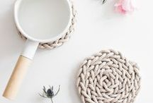 crafty / Crafts & Small DIY Projects