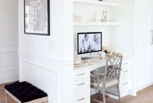 work at home / Work in style