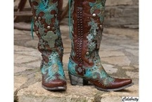 These boots are made for walkin'..... / by Terra Sheridan