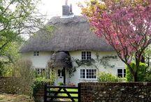 Cottages / by Teresa Livingston