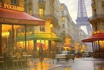 J'aime Paris! / by Anita Ferris