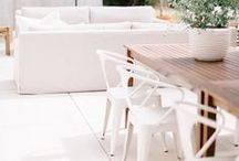 outdoor living / Outdoor living spaces & inspiration