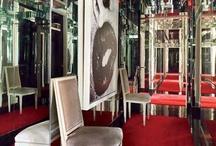Interiors: Foyer + Staircase