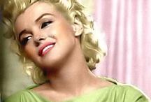 PEOPLE - Marilyn Monroe / by Shelley Turnbull