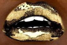 Glitter and Gold / Everything that shines, shimmers, and glimmers!