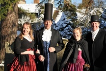 @SunB4Christmas / 'twas The Sunday Before Christmas is an annual Christmas shopping event with a Dickensian theme, held - as the name suggests - on the last Sunday before Christmas Day in East Grinstead High Street. 