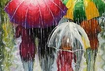 let it rain / by Debbie Inacay