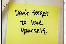 Inspirational & Motivational Bites / What's on your sticky notes today?