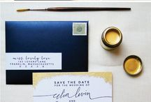 ~Stationär~ / Everything from envelopes to invitations //