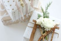 wrap it up / Gift Wrapping Ideas
