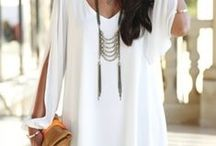 style · spring & summer / Fashion, Style & Outfit Ideas for Warmer Weather