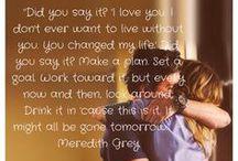 Grey's Anatomy / by Anita Ferris