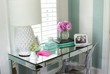 Vanity bar /Desk space / Your personal space !Whether it is getting ready or getting down to business