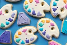 Cookie / Different shape sizes and detail