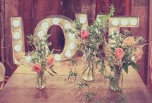 Wedding Inspiration / by Ashley Foster