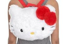 Hello Kitty / by Edna Gooden