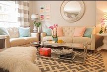Fancy  Living Rooms / by Ashley Foster