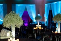 Lighting / Lighting is such an important design element creating the perfect ambiance for your wedding and event! This year we definitely see an upwards trend to incorporate a professional lighting installation.