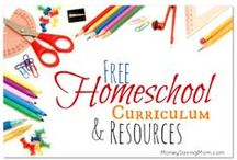 Homeschool / All things related to Homeschool.