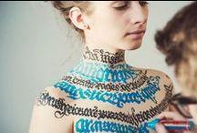 True Typography & Legit Lettering / by CynicalKiddo