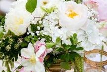 Go Natural / Wedding/Event Trends for the coming year - go green, go natural, go local! Many ideas with an alternative to flowers!