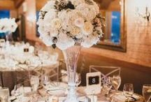 White Weddings! / White remains the most classy wedding color of the season: whether applied in a more traditional look or in a more contemporary style, the color white/cream is timeless, elegant and one of Flora Nova's favorite!!!!