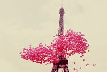 Think Pink <3 / by Heidee Gonzales
