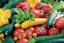 Garden Vegetables & Fruit  / by Nancy Ash